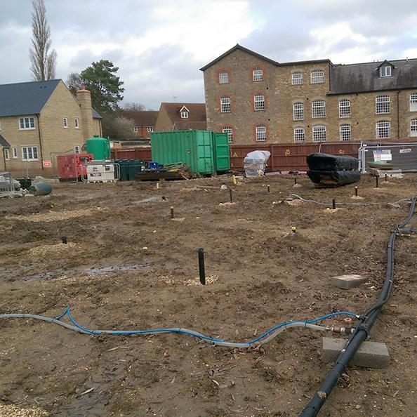 Site Remediation, Aylesbury Vale